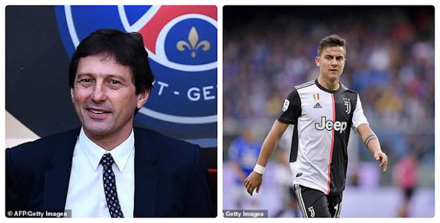 Juventus bán Dybala chiều ý Ronaldo: Lộ mức lương siêu khủng ở PSG 2
