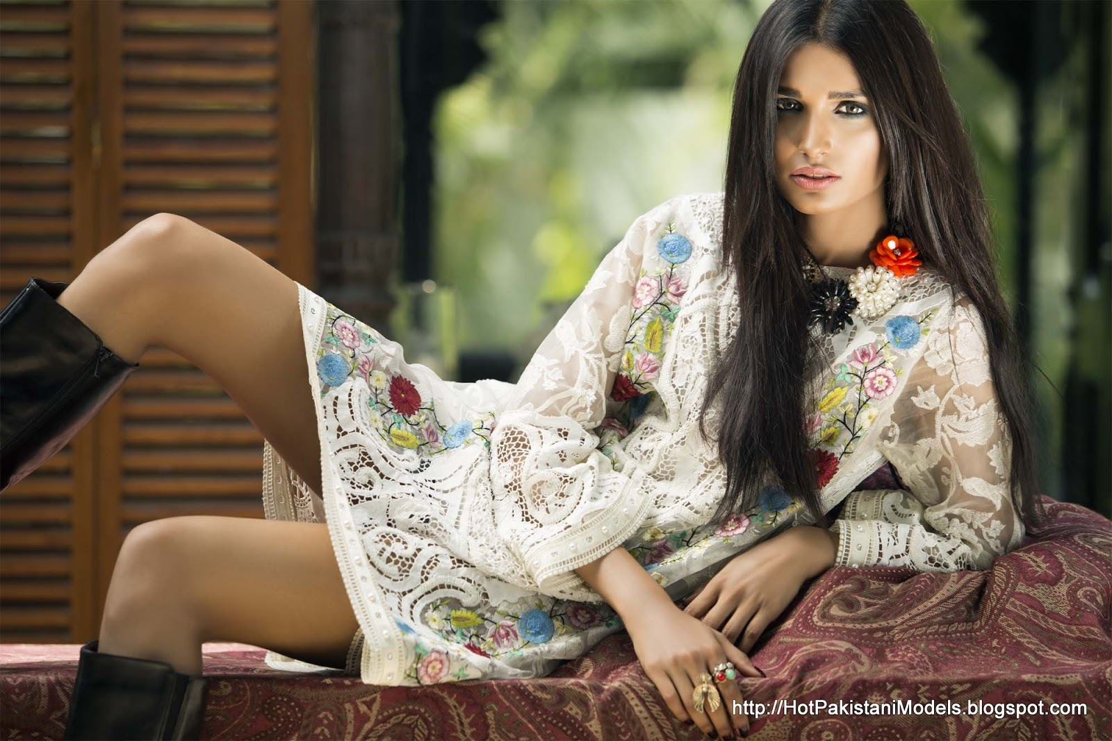 Pakistani Models May 2015 - Hottest Pakistani Female Models-4892
