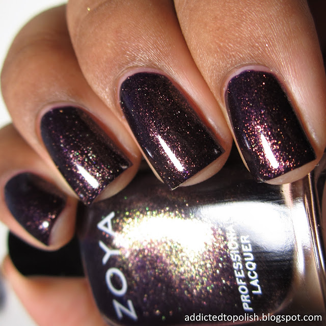 Zoya Sansa Ignite Fall 2014