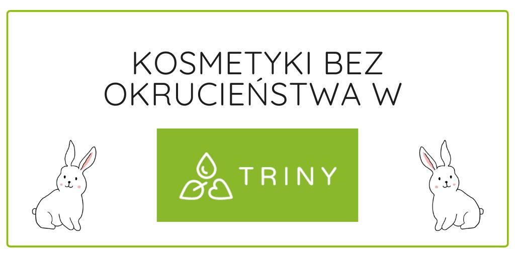 TRINY - LISTA FIRM CRUELTY FREE