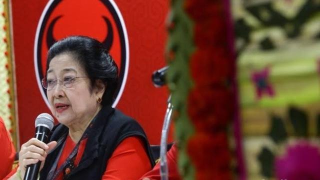 Megawati Didorong Nyapres di Pilpres 2024!
