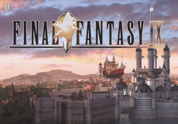 لعبة Final Fantasy IX
