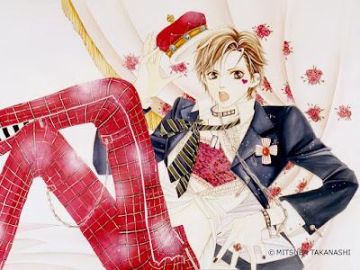Crimson Hero de Mitsuba Takanashi