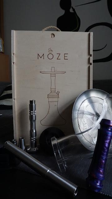 Moze Breeze parts