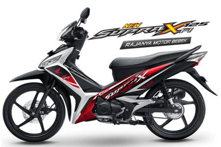 720+ Gambar Motor Supra X Keren HD Terbaru