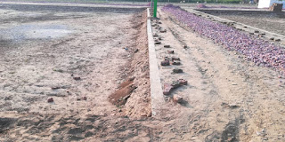 East Face plot near Deori road Agra