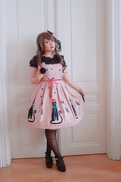 leur getter, lolita fashion, kawaii, jfashion, auris lothol, dreamv