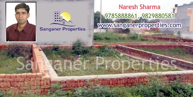 Residential Plots in Sanganer