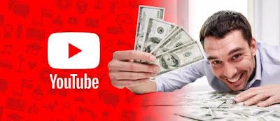Inilah 10 Cara Menghasilkan Uang dari Youtube Terbaru 2019