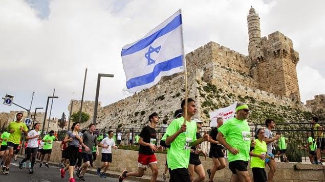 南島觀點: 2016歐亞雙馬- 三月選配巴塞隆納及耶路撒冷馬拉松