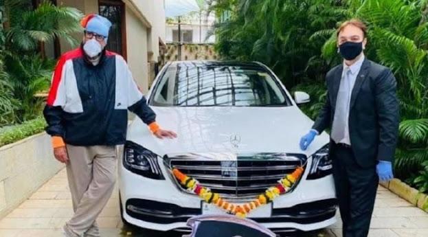 करोड़ों की कार बस इतने रूपए में बेंचना चाहते है अमिताभ बच्चन, वजह जान रह जाएंगे दंग