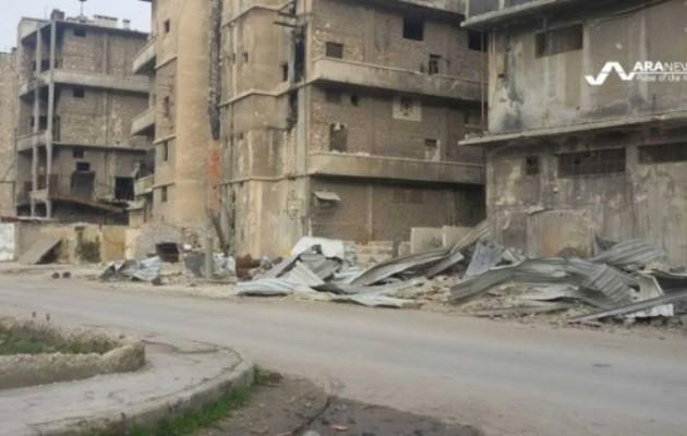 Οι «μετριοπαθείς» τζιχαντιστές βομβάρδισαν με χημικά τους Κούρδους στο Χαλέπι
