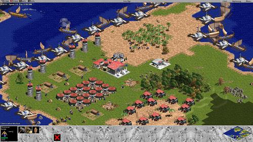 Age of Empires đã thành lập và hoạt động đc khoảng cách 20 năm dù vậy vẫn còn đc đấu đến tận thời buổi này