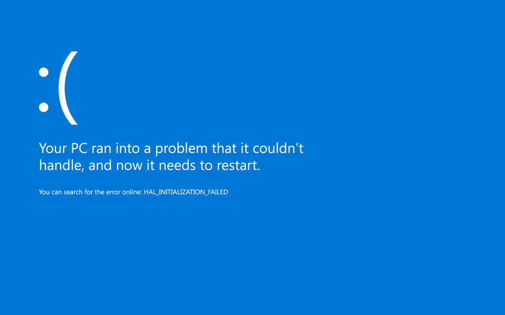 Fix Blue Screen of Death (BSoD) Errors in Windows