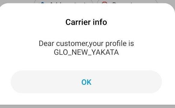 Glo Yakata Unlimited Browsing Cheat