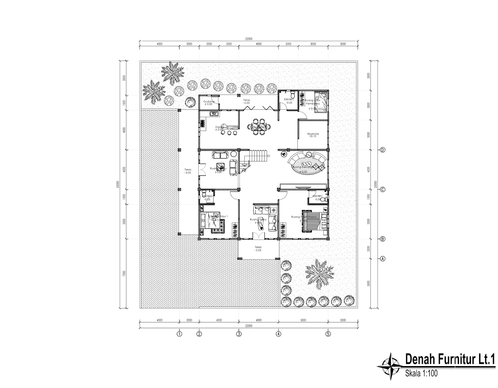 6200 Koleksi Gambar Bestek Rumah 2 Lantai Pdf HD