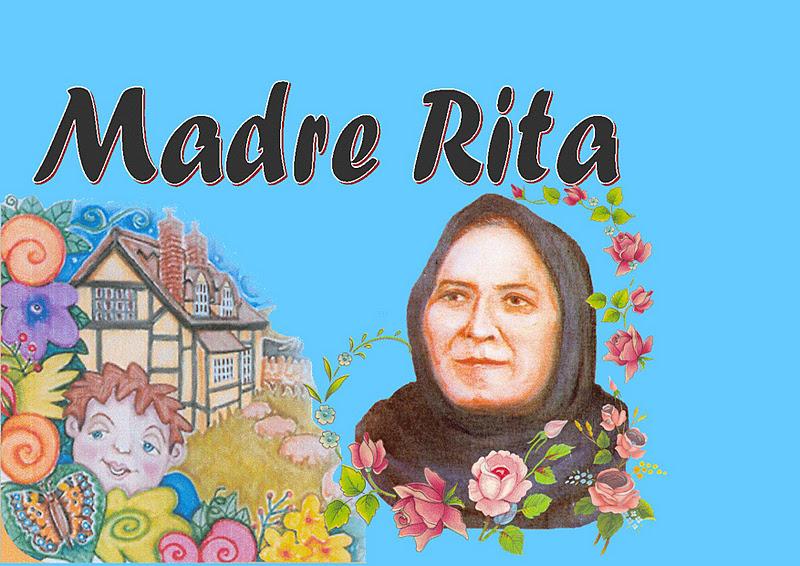 Beata Rita Amada de Jesus: O PowerPoint Madre Rita