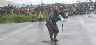 Wakil Bupati Nduga Mengundurkan Diri: Seragam Sudah Saya Buka dan Letakan Bersama Jasad Korban