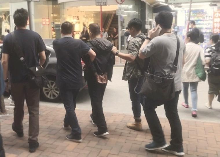 Sempat Melarikan Diri, Pria Yang diduga Rampok Uang HK $6000 Milik Buruh Migran di Hong Kong Berhasil Diringkus Polisi