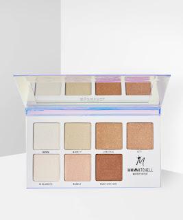 mmmmitchell Sub Zero Highlighter Palette