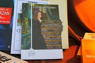 Carari clandestine de Emmanuel Kattan, recenzie