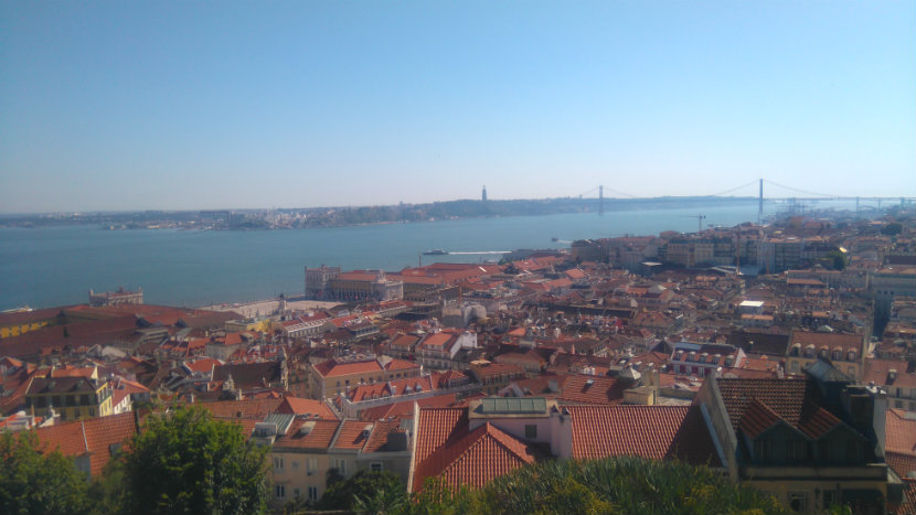 Views from Castelo de Sao Jorge
