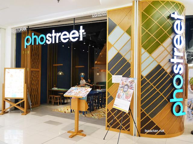 A Taste Of Vietnam @ Pho Street Restaurant, Paradigm Mall