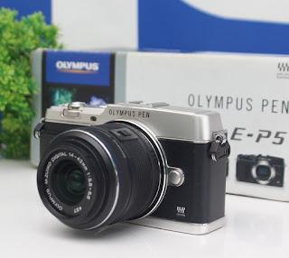 Jual Olympus E-P5   Bekas
