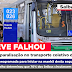 Greve no transporte coletivo de Maringá programada para iniciar na manhã desta segunda-feira, 12, não aconteceu