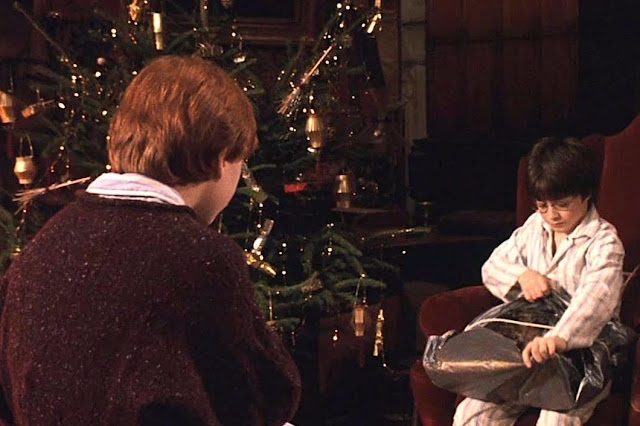 quiz christmas harry potter