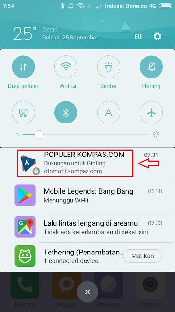 Tips Dan Trik Cara Menghapus Iklan Yang Sering Muncul Pada Android Dengan Cepat Dan Mudah
