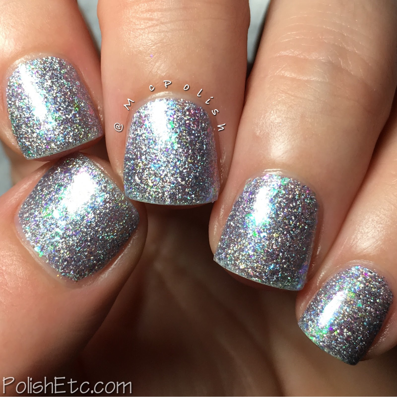 Road to Polish Con - Week 1 - McPolish - Polish Your Crystal Ball by Great Lakes Lacquer
