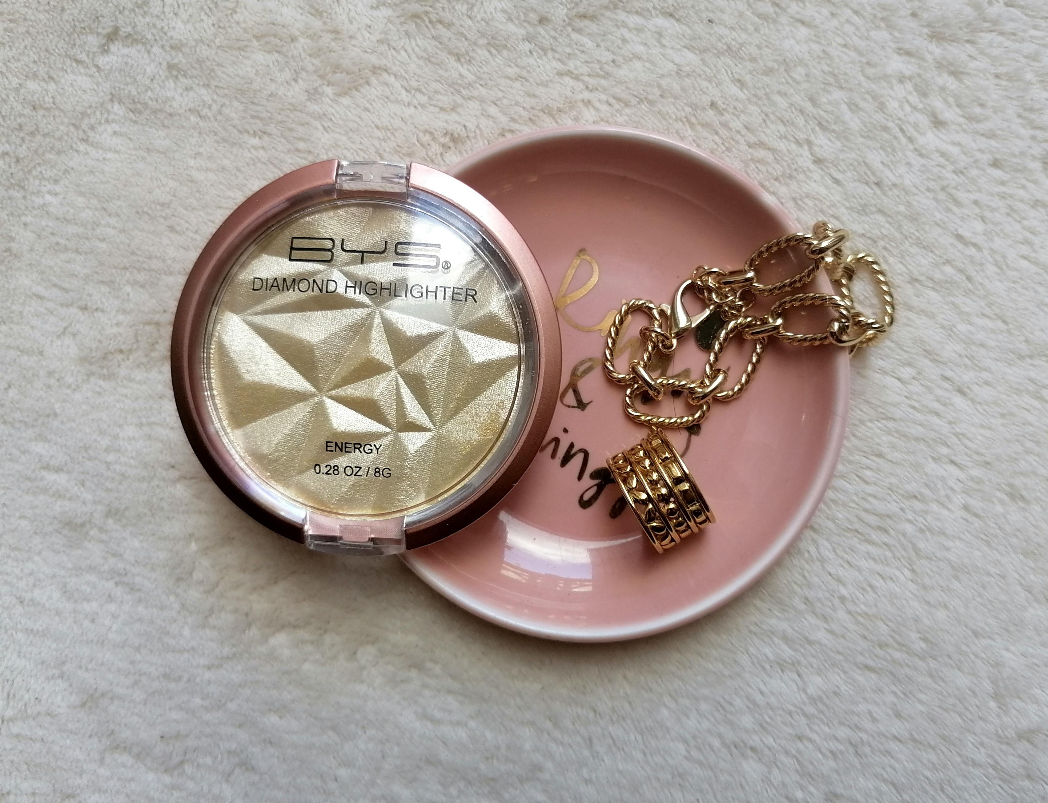 Highlighter Diamond Glow de BYS