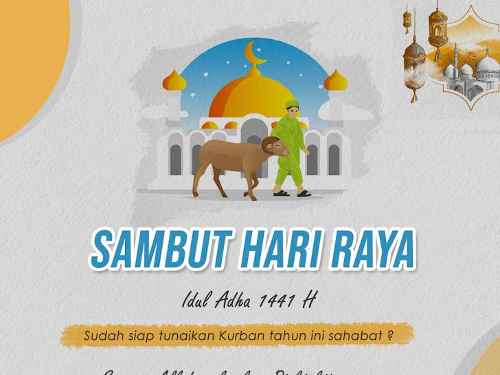 SAMBUT IDUL ADHA 1441 H