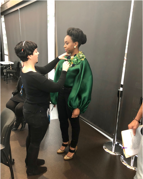 Chimamanda-Adichie-outfit-to-International-Women-Day-event-at-Amazon-Headquarters-4