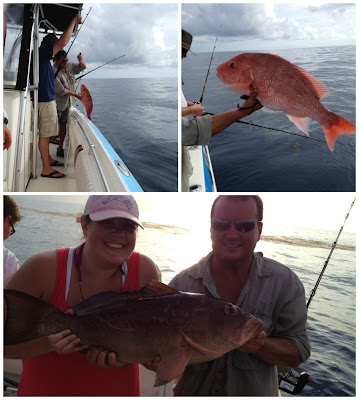 deep sea fishing Florida Gulf Coast