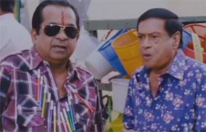 Kovai Sarala – Vidyullekha – Soori – Brahmanandam Back To Back Comedy Scene