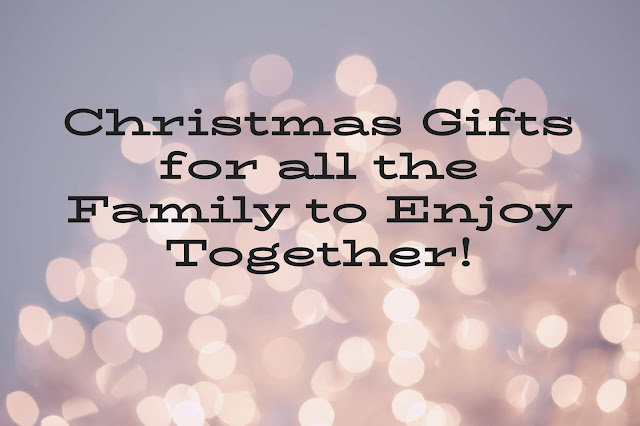 Christmas Gift guide for all family header