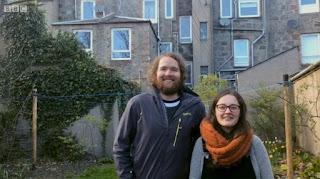 Hattie and Ben from Aberdeen