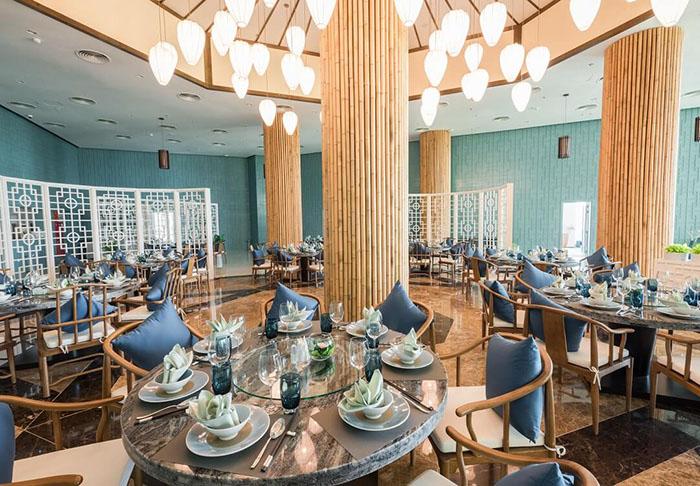Nhà hàng Bamboo - FLC Grand Hotel Sầm Sơn