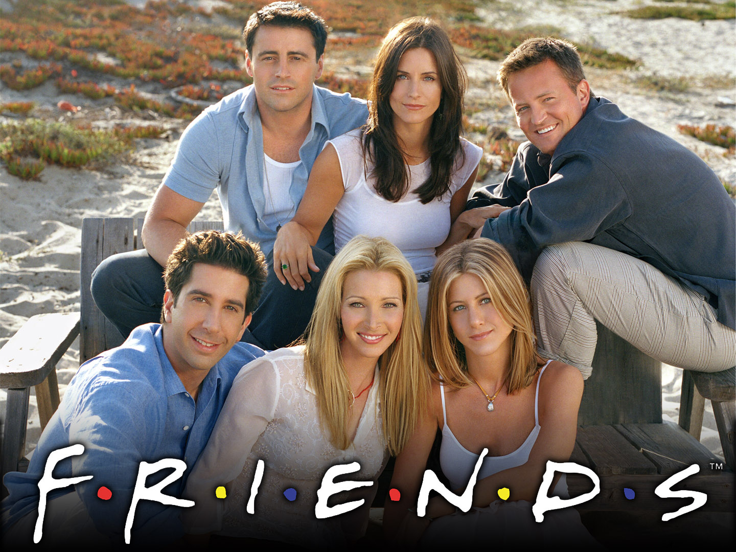 Friends (TV Series 1994-2004) tainies online oipeirates