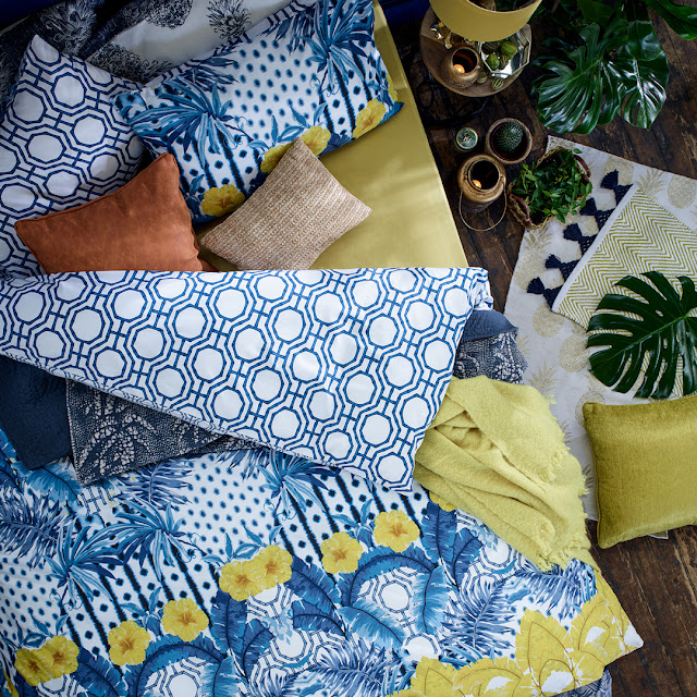 primark home Hawaiian Noir