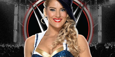 Lacey Evans And Brian Cage Trade Jabs