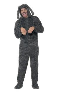 Disfraces de perro muy ridículos.