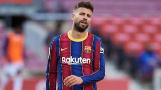 Barcelona defender Gerard Pique set to play against PSG