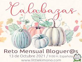 Jen's RMB Octubre: Calabazas