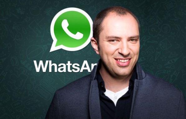 Kisah Inspiratif Pendiri WhatsApp