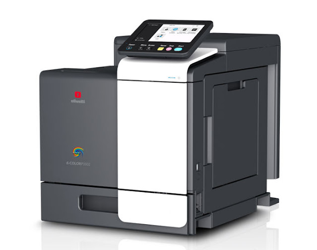 Olivetti d-Color P3302 Drivers Download