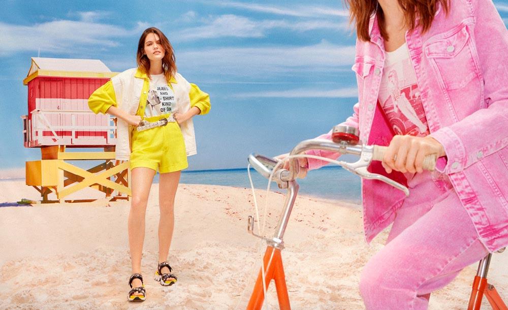 Moda verano 2021 ropa de mujer