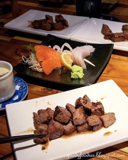 Hanare KL weekend japanese buffet wagyu